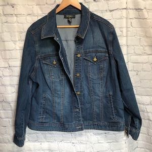 Style & Co Woman Jean jacket